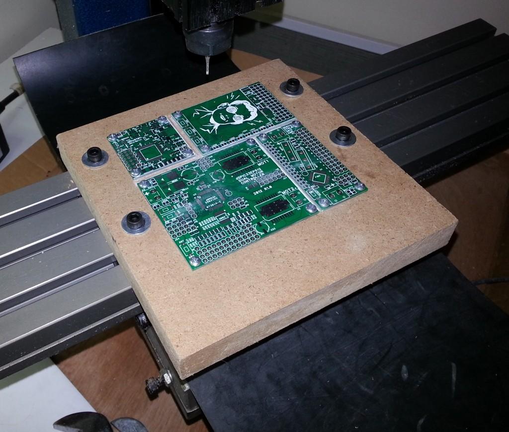 Depanelizing PCBs