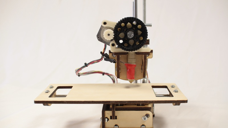 Stock Printrbot Jr.